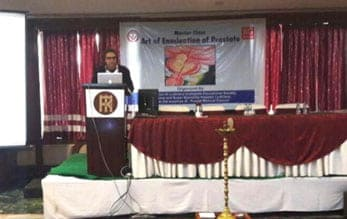 Lecture at Art of Enucleation